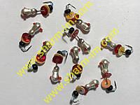Мормышка вольфрамовая Bravo 4925C-SIL 2,5 мм 0,24 гр.
