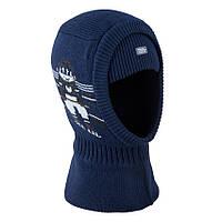 Шапка-шлем для мальчика  TuTu арт.138 3-003870 (46-50), фото 1