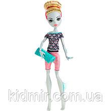 Кукла Monster High Лагуна Блю (Lagoona Blue) из серии Fangtastic Fitness Монстр Хай