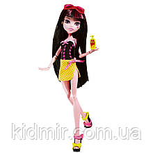 Кукла Monster High Дракулаура (Draculaura) из серии Gloom Beach Монстр Хай