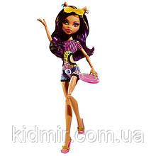 Кукла Monster High Клодин Вульф (Clawdeen Wolf) из серии Gloom Beach Монстр Хай