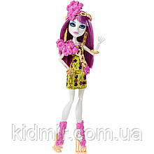 Кукла Monster High Спектра Вондергейст (Spectra) из серии Ghouls' Getaway Монстр Хай