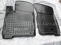 Передние коврики FIAT FREEMONT (Автогум AVTO-GUMM)