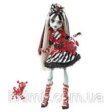 Лялька Monster High Френкі Штейн (Frankie Stein) з серії Sweet Screams Монстр Хай
