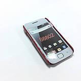 Пластиковый чехол Hollo для Samsung S6802, фото 2