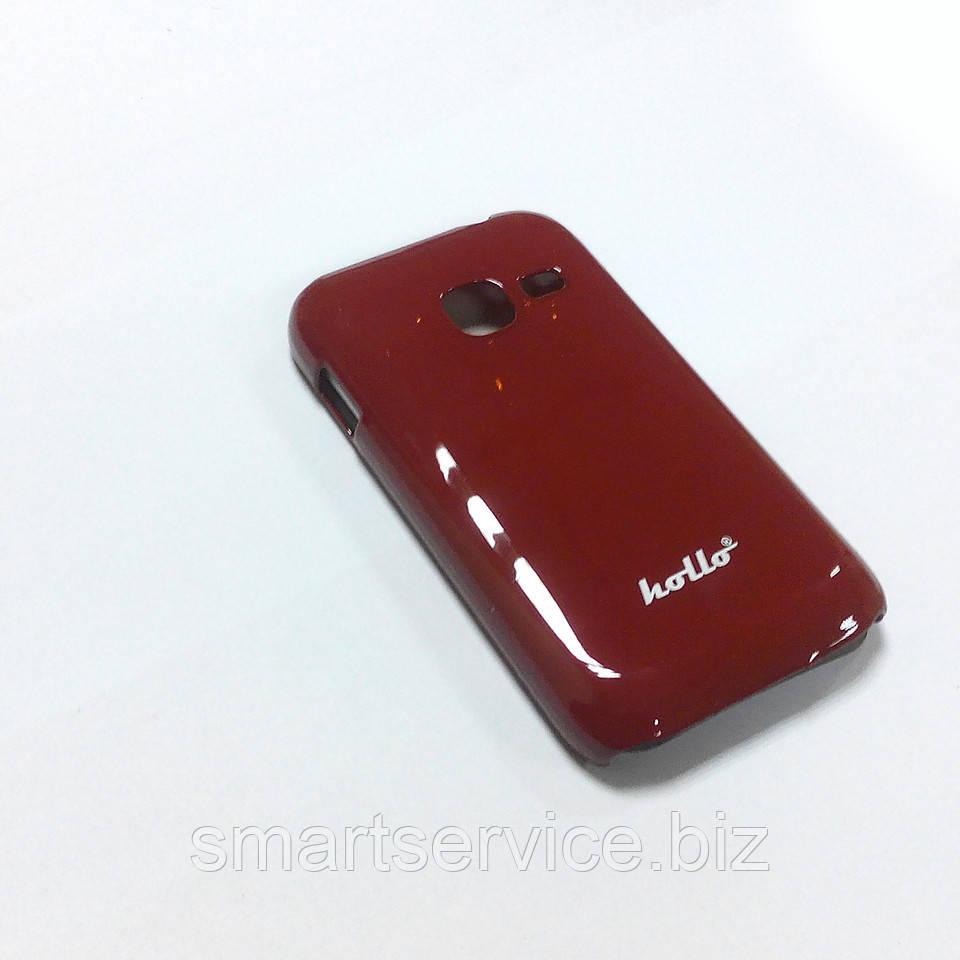 Пластиковый чехол Hollo для Samsung S6802