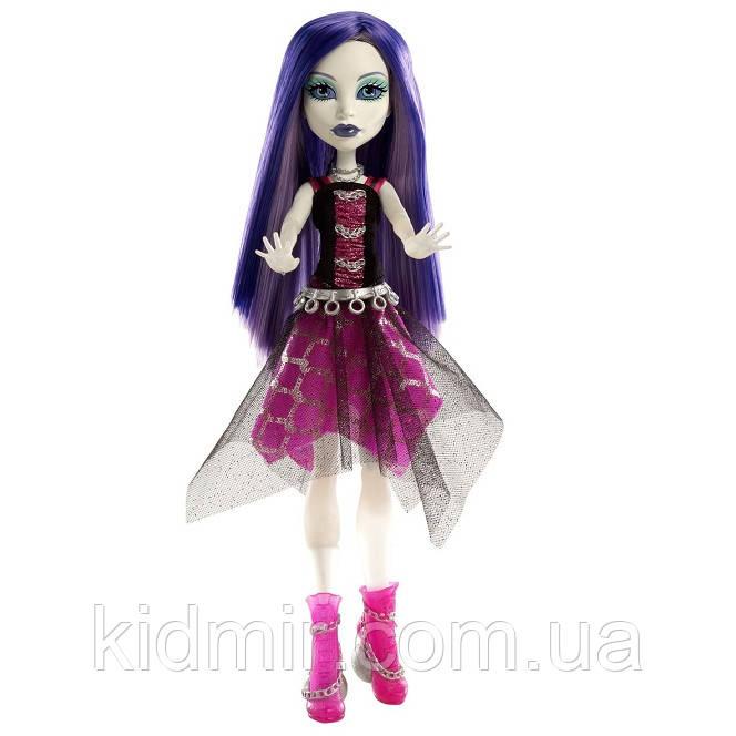 Кукла Monster High Спектра Вондергейст (Spectra) из серии It's Alive Монстр Хай