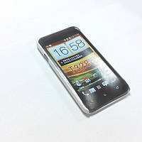 Пластиковый чехол Hollo для HTC T328d Desire VC