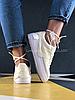 Женские кроссовки Nike Air Force 1 Jester 'White' (Найк Аир Форс) белые, фото 4