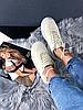Женские кроссовки Nike Air Force 1 Jester 'White' (Найк Аир Форс) белые, фото 3