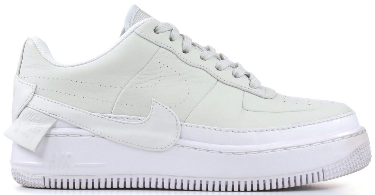 Женские кроссовки Nike Air Force 1 Jester 'White' (Найк Аир Форс) белые