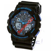 Мужские часы Casio G-Shock GA 100 Дешевле нет! СКИДКА! КАЧЕСТВО! КУПИТЬ!