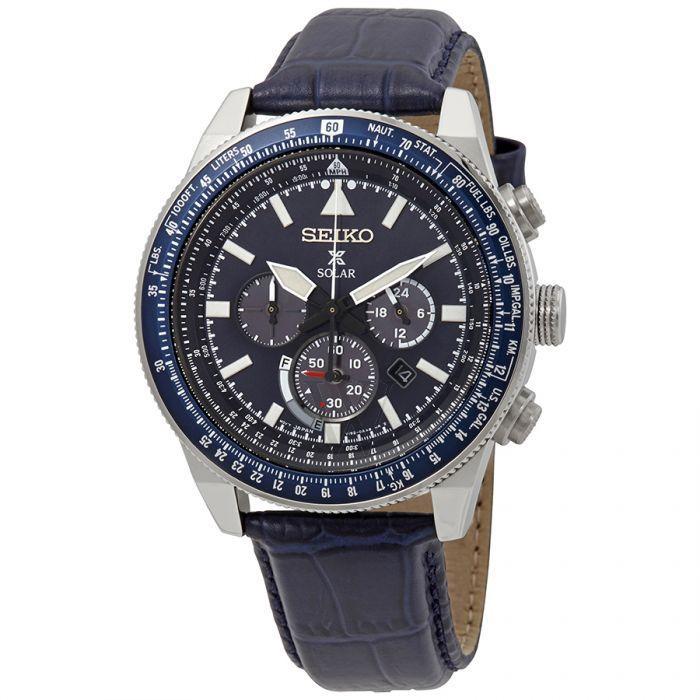 Часы Seiko Sky SSC609P1 SOLAR V192