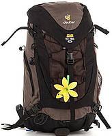 Походный женский рюкзак для активного отдыха 28 л. ACT TRAIL 28 EL DEUTER, 34417 1400 коричневый