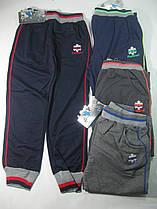 Спортивные детские трикотажные брюки оптом, размеры 152 (маломерный). арт. HZ-2699