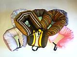 Дорожня подушка-трансформер Reverie (Ревери), Кольори в асортименті, фото 2