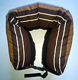Дорожня подушка-трансформер Reverie (Ревери), Кольори в асортименті, фото 10