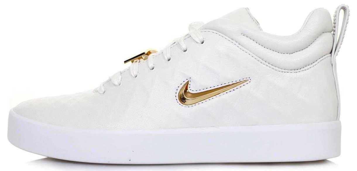 Мужские кроссовки Nike Tiempo Vetta 17 'White' (Найк) белые