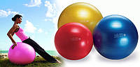 Мячи для фитнеса - фитбол размеры 55 см Синий