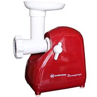Мясорубка электрическая Белвар КЕМ-П2У (модель 302-07 красный)