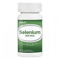 GNC SELENIUM 100 mg (100 tab)