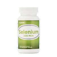 Витамины и минералы GNC SELENIUM 200 mg (200 tabs)