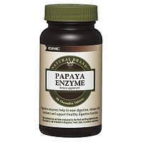 Витамины и минералы GNC Papaya Enzyme (240 tabs)