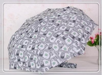 Оригинальный Зонтик доллар складной зонт