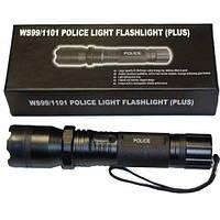 Электрошокер 1101 Police 20 000 кВ 1101 шокер в виде фонаря +чехол в подарок.