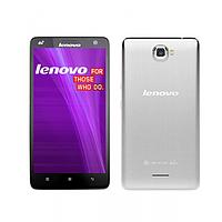 Мобильный телефон смартфон Lenovo S810t (Silver)