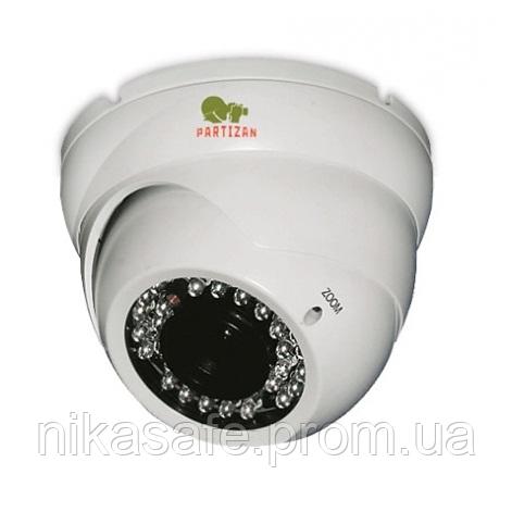 Видеокамера наблюдения CDM-VF37H-IR FullHD v3.5