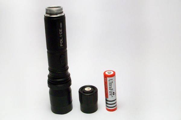 Электрошокер Police Скорпион 1102 pro low-edition 50000kV, фото 2