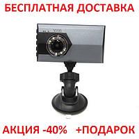 Автомобильный видеорегистратор HD 238-1PW Full HD 1080P одна камера! Original size car digital video, фото 1