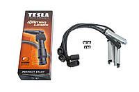 """Провода высоковольтные """"TESLA""""  Lanos, Aveo (1.6) T711B"""