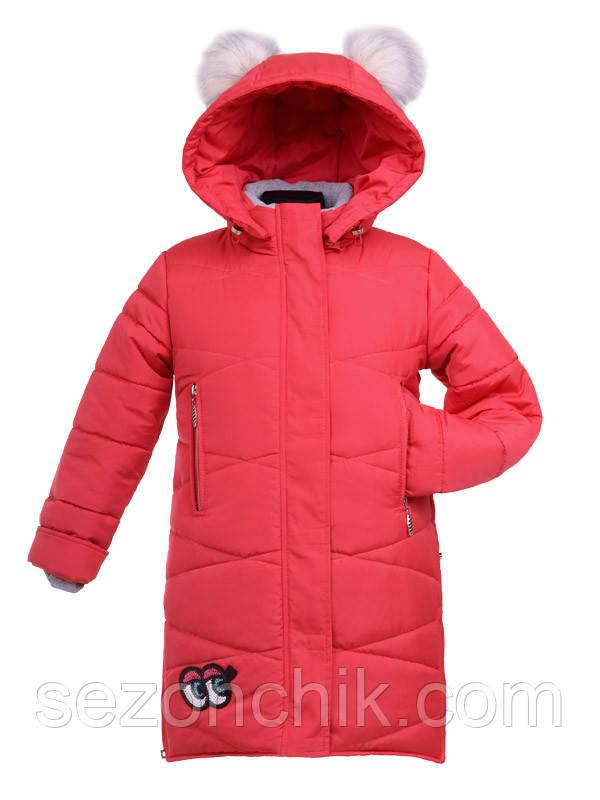 Зимние куртки и пальто на девочку удлиненные интернет магазин