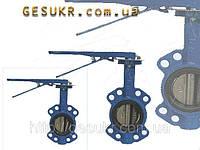 Задвижки Баттерфляй ( диск чугун, нержавейка) для воды, газа. (Производитель Турция, Китай, Италия)), фото 1