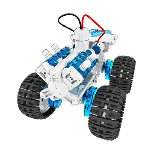 Конструктор автомобиль на Энергии Соленой Воды