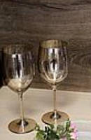 """Бокал """"Живая вода"""", вино, серебро, 550 мл, 36509-6"""