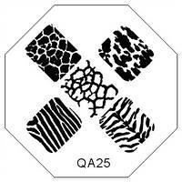 Диск для стемпинга QA25