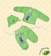 Комплекты и костюмы для новорожденных оптом