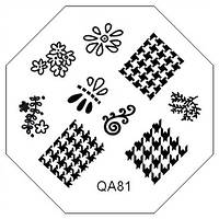 Диск для стемпинга QA81