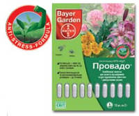 "Инсектицид ""Провадо"", 20 г, Bayer-SBM (Байер-Гарден)"