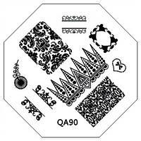 Диск для стемпинга QA90