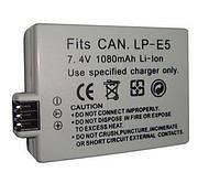 Аккумулятор Canon LP-E5 Digital