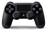 Геймпад Sony Dualshock для Playstation 4 Black