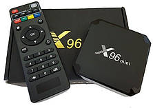 X96 mini,x96 mini smart tv box смарт тв бокс, фото 2