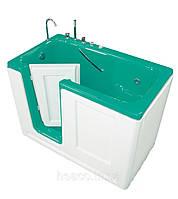Сидячая ванна КОМФОРТ с боковой дверью TM Polypromsyntes