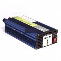 Преобразователь напряжения DMD 12В-220В/500Вт с прямой синусоидой. Инвертор 12V-220V/500W постоянная синусоида