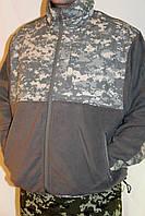 Куртка флисовая пиксель Милтек, фото 1