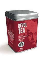 Чай-мате с малиной и персиком RevolТea Rebels, 170г, фото 2